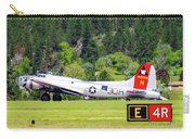 B-17 Bomber Taxiing 1 Carry-all Pouch