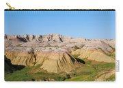 Badlands National Park South Dakota Carry-all Pouch