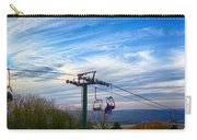 Beautiful Winter Landscape At Timberline West Virginia Carry-all Pouch