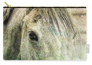Buckskin Artwork Carry-all Pouch