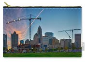 Charlotte North Carolina Early  Morning Sunrise Carry-all Pouch