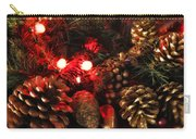 Christmas Tree Decorations Carry-all Pouch