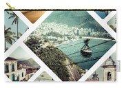 Collage Of Rio De Janeiro Carry-all Pouch