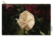 Dried Roses Carry-all Pouch