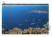 Eze, Alpes-maritimes Department, France Carry-all Pouch