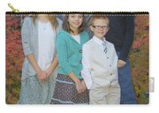 Family Pictures Carry-all Pouch