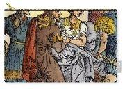 Galen, 129-c200 A.d. Carry-all Pouch