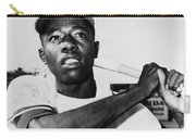 Hank Aaron (1934- ) Carry-all Pouch by Granger