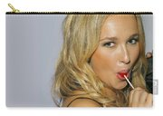 Hayden Panettiere Carry-all Pouch