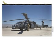 Hh-60g Pave Hawk With Pararescuemen Carry-all Pouch