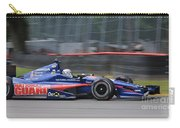 High Speed Indycar Carry-all Pouch