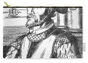 Juan Ponce De Leon Carry-all Pouch