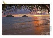 Lanikai Sunrise Carry-all Pouch