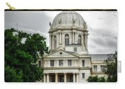 Mc Lennan County Courthouse - Waco Texas Carry-all Pouch