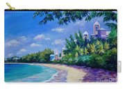 7 Mile Beach And Ritz Carlton 5x7  Carry-all Pouch