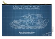 Panzerkampfwagen Maus Carry-all Pouch