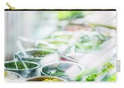 Salad Bar Buffet Fresh Mixed Vegetables Display Carry-all Pouch