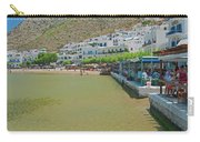 Sifnos, Greece Carry-all Pouch