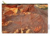 Sunrise On Valley Of Fire Carry-all Pouch
