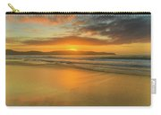 Sunrise Seascape At The Beach Carry-all Pouch