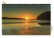 Sunrise Seascape From The Beach Carry-all Pouch