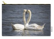 Swan -- Carry-all Pouch