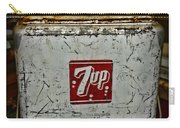 7 Up Vintage Cooler Carry-all Pouch