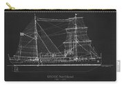 U.s. Coast Guard Cutter Northland Carry-all Pouch