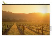 Vineyard, Napa Valley, California, Usa Carry-all Pouch