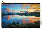 Landscape Nature Art Carry-all Pouch