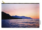 Nature Original Landscape Painting Carry-all Pouch