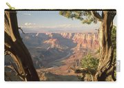 713261 V Desert View Grand Canyon Carry-all Pouch