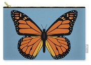 74- Monarch Butterfly Carry-all Pouch
