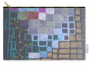 #767 Absttract Drawing Carry-all Pouch