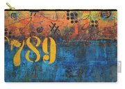 789 Street Blues Carry-all Pouch