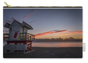 7935- Miami Beach Sunrise 14x25 Carry-all Pouch