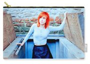 79361 Hayley Williams Paramore Women Singer Redhead Carry-all Pouch