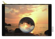 8-26-16--5927 Don't Drop The Crystal Ball, Crystal Ball Photography Carry-all Pouch