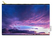 5th Storm Chase 2015 Carry-all Pouch