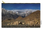 Alabama Hills, Ca Carry-all Pouch
