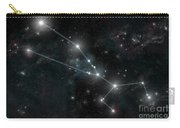 Artists Depiction Of The Constellation Carry-all Pouch