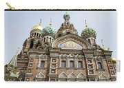Church Of The Savior On Spilled Blood  Carry-all Pouch