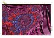Fractal, Pattern, Kaleidoscope, Art Carry-all Pouch