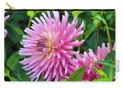 Frilly Carry-all Pouch