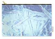 8. Ice Patterns, Whitfield Carry-all Pouch