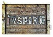 Inspiring Rock Art Carry-all Pouch
