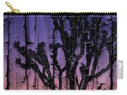 Joshua Tree With Special Effects Carry-all Pouch