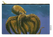 8 Legs Of The Sea Carry-all Pouch