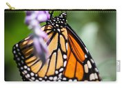 Monarch Danaus Plexippus Carry-all Pouch