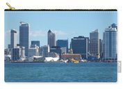 New Zealand - The Sea Heart Of Auckland Carry-all Pouch